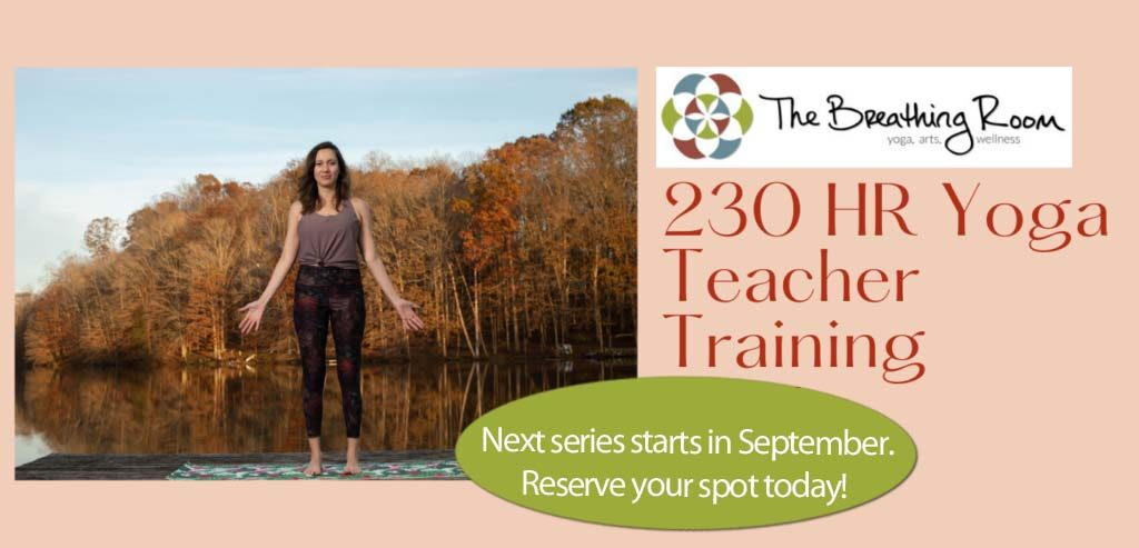 Yoga Teacher Training Winston-Sale